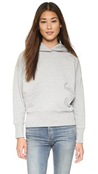 Levi's 1950'S Hooded Sweatshirt Heather Grey