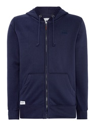 Canterbury Of New Zealand Zip Through Hoody Navy