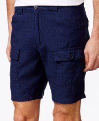 Tasso Elba Men's Utility Shorts Only At Macy's White Comb