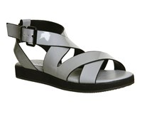 Office Bounce Sporty Sandals Grey