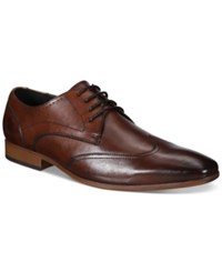 Bar Iii Men's Ray Wingtip Oxfords Only At Macy's Men's Shoes Brown
