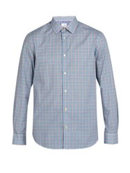 Paul Smith Checked Cotton Shirt Multi