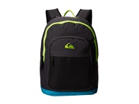 Quiksilver Dart Tile Backpack Bags Blue