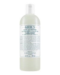 Coriander Bath And Shower Liquid Body Cleanser 16.9 Oz. Kiehl's Since 1851