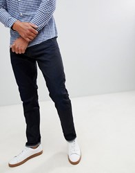 G Star 3301 Straight Tapered Fit Jeans In Dark Aged Dk Aged Blue