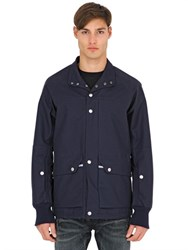 Spiewak Narifuri Waterproof Cotton Blend Jacket
