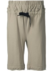 First Aid To The Injured Haemin Shorts Women Cotton 4 Green