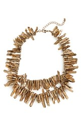 Panacea Women's Layered Stick Necklace