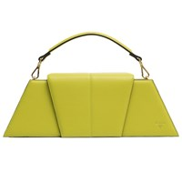 Hedara Pyramid Lime Green