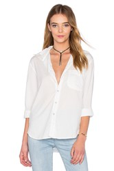 Nsf Axel Button Down White