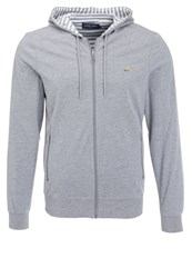 Pier One Tracksuit Top Mottled Grey