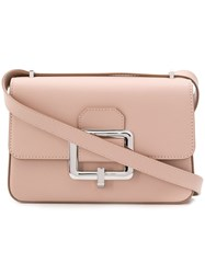 Bally Janelle Shoulder Bag Pink