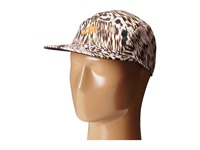 Nike Aw84 Print Cap White Black Hot Lava Hot Lava Baseball Caps Animal Print