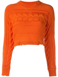 Rta Fever Sweater Orange