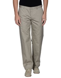 Prada Sport Trousers Casual Trousers Men Grey