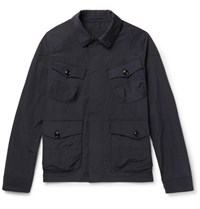 Todd Snyder Shell Field Jacket Blue