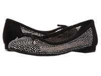 Nina Wynne True Black Black Women's Dress Flat Shoes