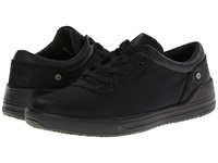 Mozo The Natural Low Canvas Black Men's Lace Up Casual Shoes