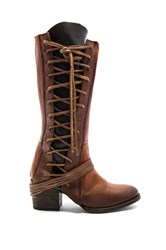 Freebird Cash Boot Cognac