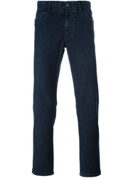 Brioni Regular Jeans Blue