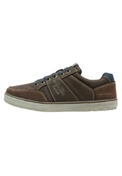 Tom Tailor Trainers Mokka Brown