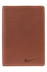 Nike Score Card Cover Brown