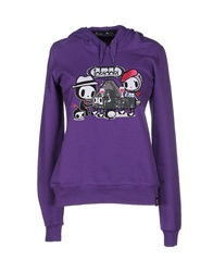 Tokidoki Sweatshirts Purple