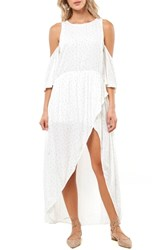 O'neill Blake Cold Shoulder Maxi Dress
