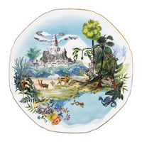 Christian Lacroix Reveries Charger Plate