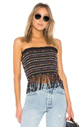 Majorelle Hannah Mae Top Black