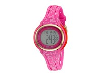 Timex Ironman Sleek 50 Floral Mid Size Pink Floral Watches