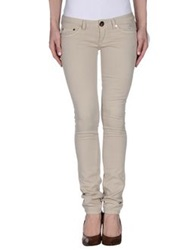 Atelier Fixdesign Casual Pants Beige
