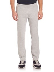 Z Zegna Cotton Sweatpants Grey
