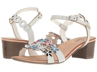 Spring Step Marcia White Women's Shoes