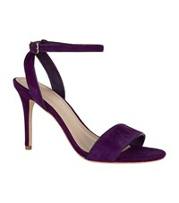 Sandro Open Toe Sandals Purple