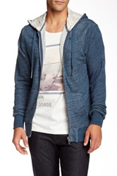 Moods Of Norway Sebastian Loen Hoodie Blue