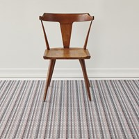 Chilewich Heddle Woven Floor Mat Dogwood