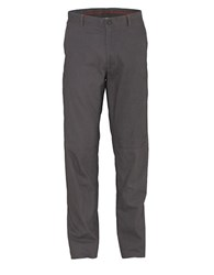 Jeep Cotton Trousers Charcoal