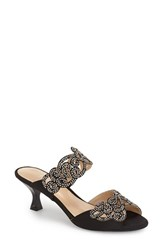 Women's J. Renee 'Francie' Evening Sandal Black