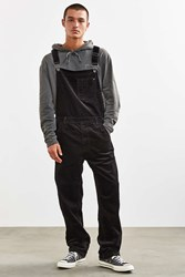Bdg 6 Wale Corduroy Overall Black