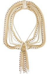 Rosantica Maya Gold Tone Beaded Necklace