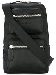 Cerruti 1881 Single Strap Backpack Black