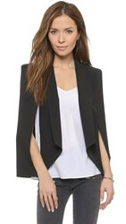 James Jeans Blazer Cape Black