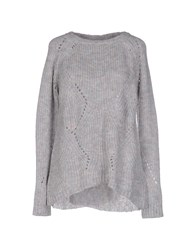 Jei O O' Sweaters Light Grey