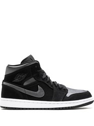 Nike Jordan Air Jordan 1 Mid Se Sneakers Black