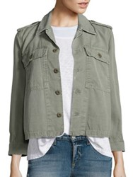 Amo Cotton Canvas Army Jacket Surplus