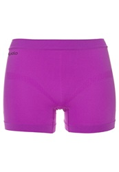 Odlo Evolution Light Shorts Violet Purple