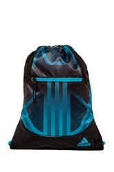Adidas Alliance Sublimated Prime Sackpack Green