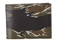 Volcom Extreme Wallet Camouflage Bill Fold Wallet Multi