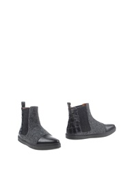 Ras Ankle Boots Lead